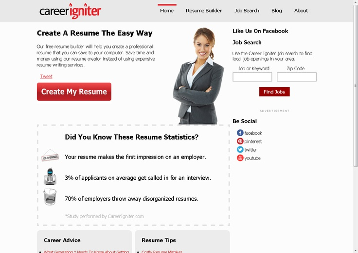 Best 25+ Free resume builder ideas on Pinterest Resume builder - best free resume builder reviews