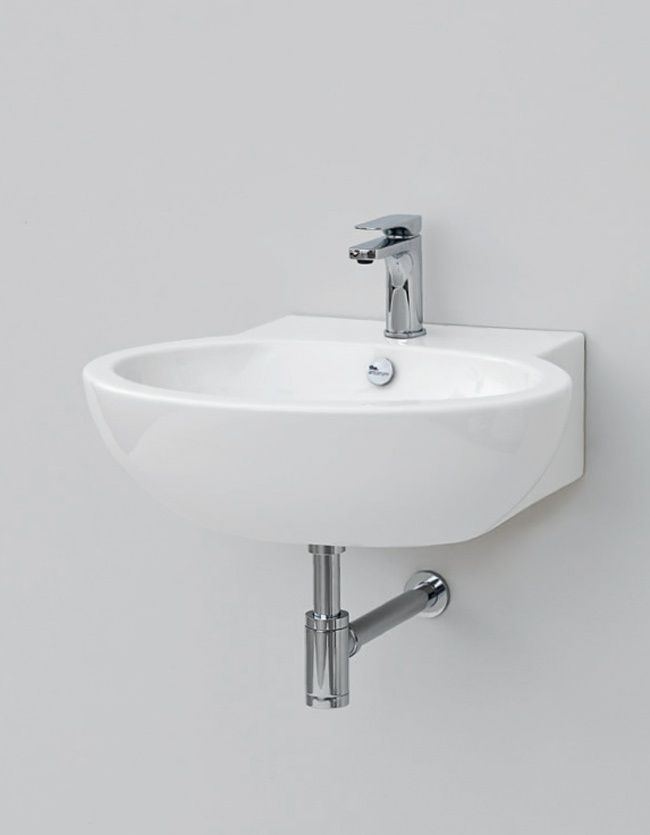 wall-hung washbasin 60x51