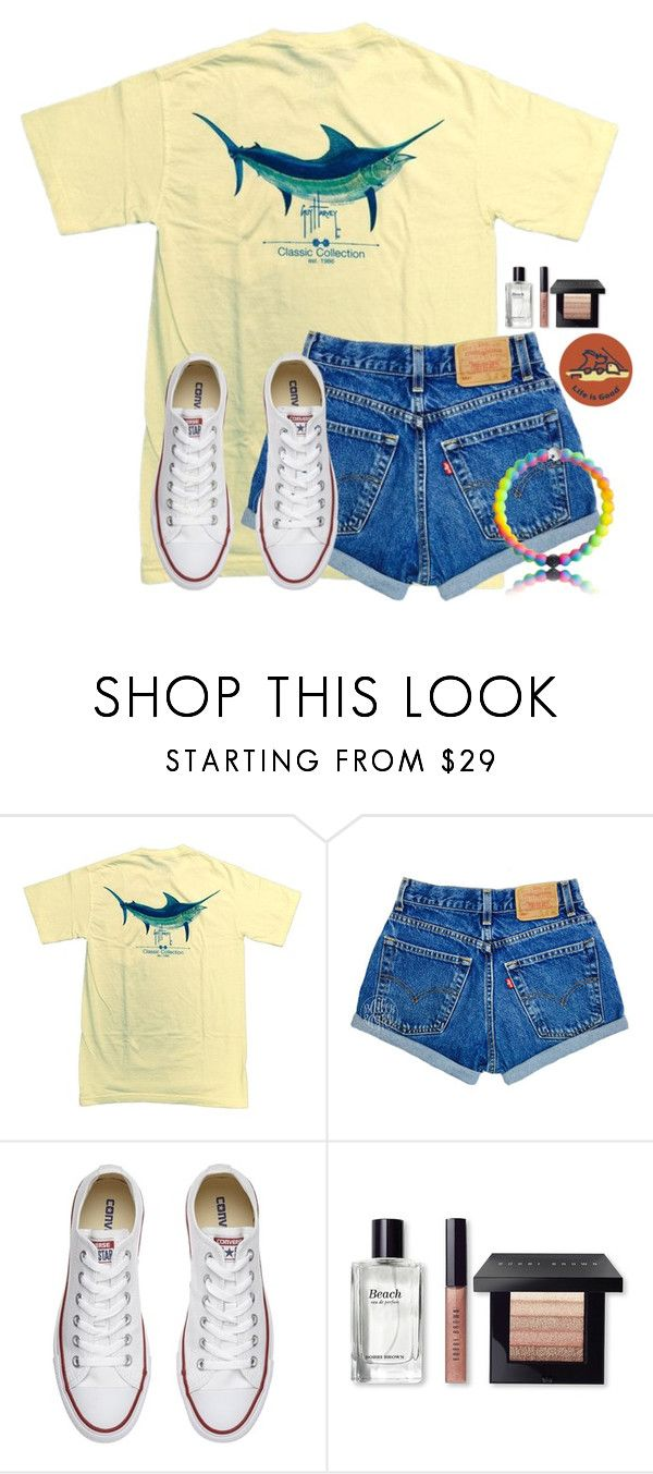 """""""Starting to get warmer here!!"""" by victoriaann34 on Polyvore featuring Guy Harvey, Converse and Bobbi Brown Cosmetics"""