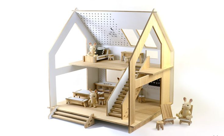 house I | TAMIDO dollhouses
