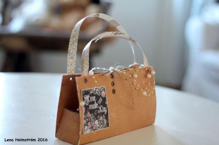 Handbag for Cards Und More Shopblog