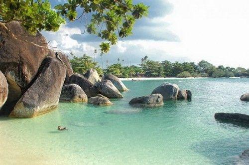 Tanjung Tinggi, Bangka Belitung, Indonesia