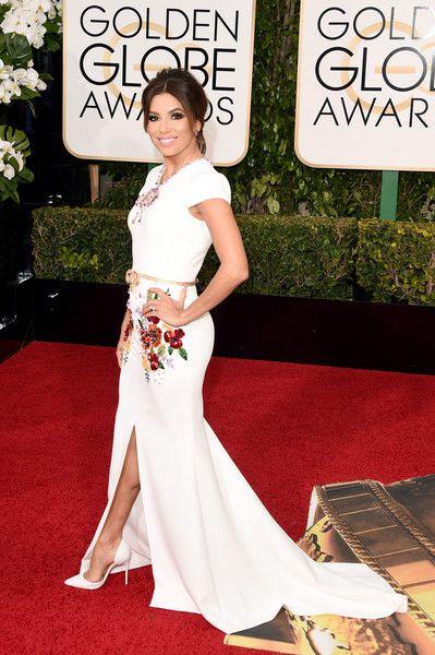 Eva Longoria Photos - 73rd Annual Golden Globe Awards - Arrivals - Zimbio