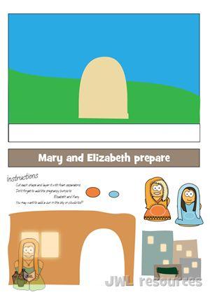 13 Besten Maria Bilder Auf Pinterest Ausmalbilder