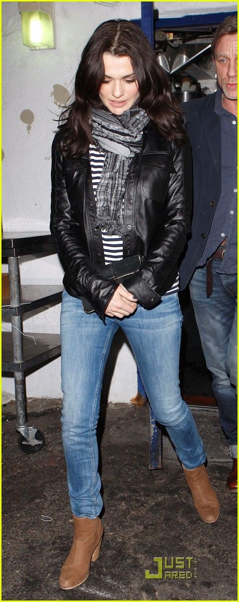 Rachel Weisz in MiH Jeans.  Shop this style here: http://us.mih-jeans.com/womens-jeans/the-breathless-honeyboy.html.