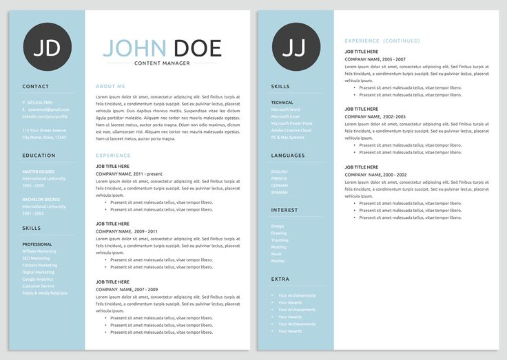 Best Job Hunt Images On   Design Resume Resume And