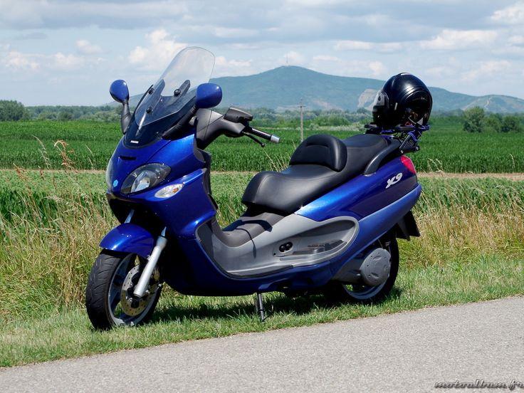 Piaggio X9-500  2001