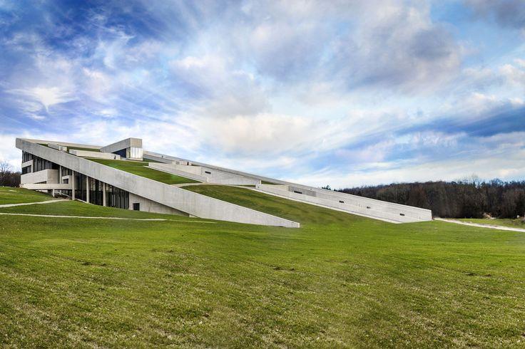 Moesgaard Museum, Henning Larsen Architects and Aarhus