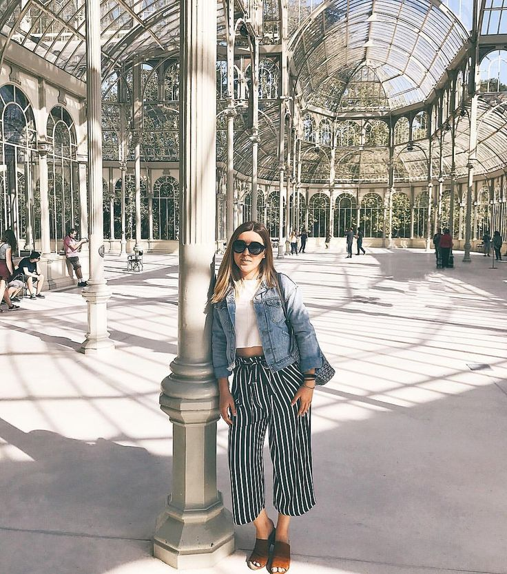 TRAVEL STYLE: Crystal palace in Madrid's magical Parque del Retiro