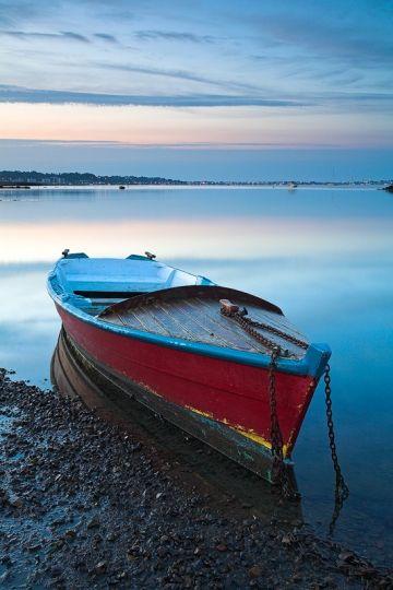 Poole Harbour by Adam Burton