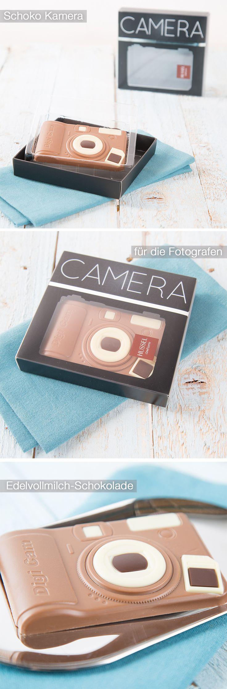 Hussel Confiserie | Kamera aus Schokolade DIGI CAM | online kaufen