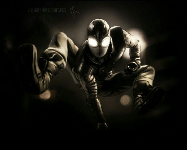 1000 images about spiderman noir on pinterest artworks the games and galleries - Image spiderman noir ...