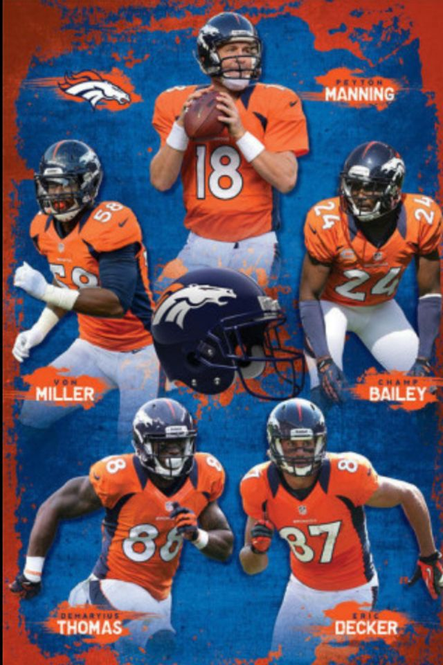65 Best Denver Broncos Images On Pinterest