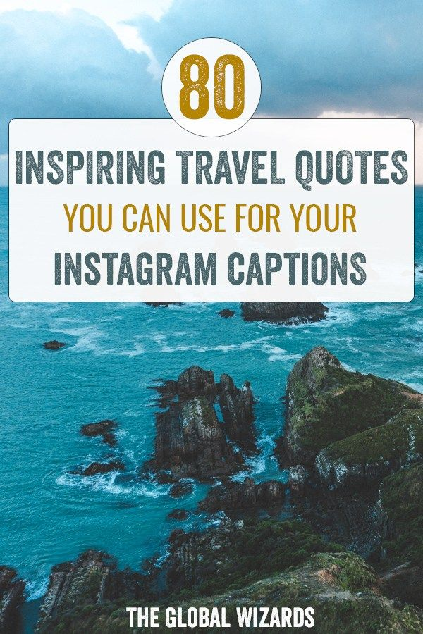80 Best Travel Quotes and Images to Inspire your ...