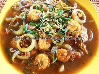 Resep Udang Asam Manis Pedas - Resep Masakan Indonesia