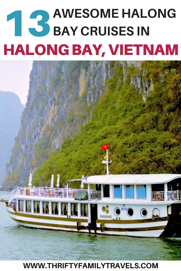 Are you planning a trip to Halong Bay, Vietnam with your family? If so, you have to do a Halong Bay cruise. One of the main problems with choosing a Halong Bay cruise is that there are so many to choose from! We�ve done all the hard work and put them all