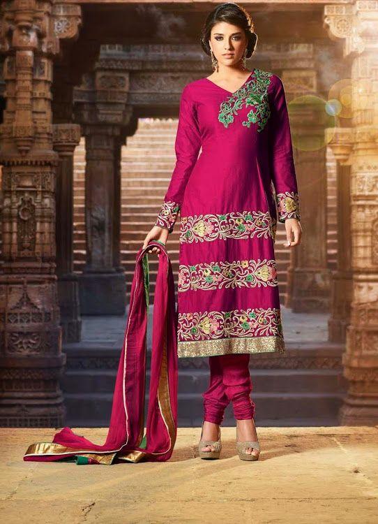 Anarkali Suits Vedik Suit - Vedik98 - Shopping on Junction