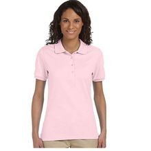 Ladies' Jersey Polo with SpotShield 50% cotton  best buy follow this link http://shopingayo.space
