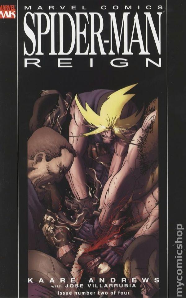 Spider-Man Reign (2006) 2A