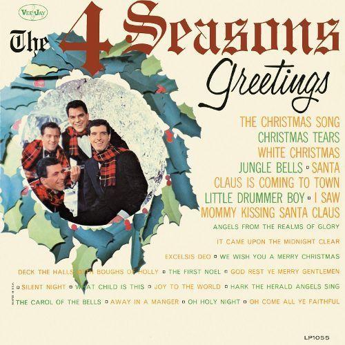 The 4 Seasons Greetings [CD]