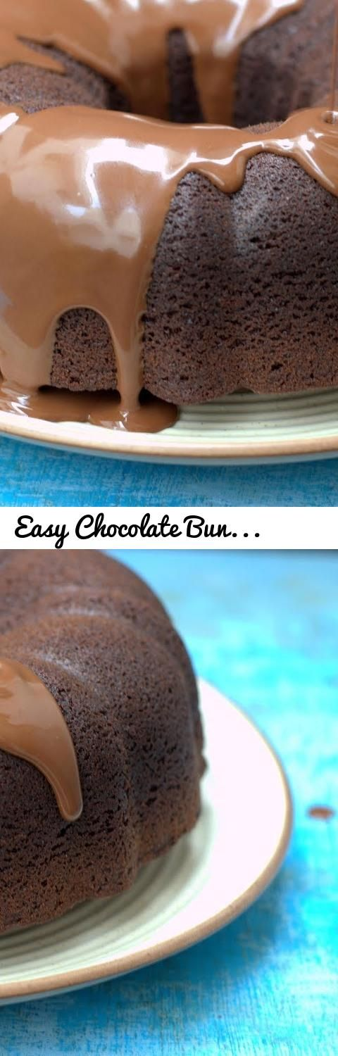 Easy Chocolate Bundt Cake-It Can't Get Easier! Cake Recipes | Cakes And More | Baking For Beginners... Tags: Easy chocolate cake, chocolate cake in microwave, microwave chocolate cake, chocolate bundt cake, bundt cake, how to unmold a bundt cake, chocolate cake, cake, baking, how to melt chocolate, cakes and more, baking for beginners, recipe, choco cake, chocolate cake at home, chocolate cake in oven, microwave recipes, bundt cake recipe, bundt cake decorating, how to remove bundt cake…