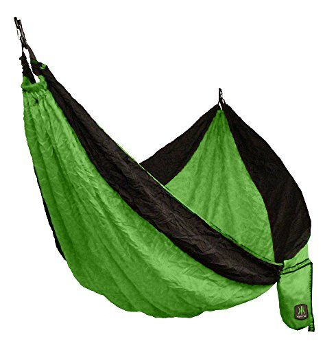 Kijaro Single Hammock Ireland Green -- Read more  at the image link.