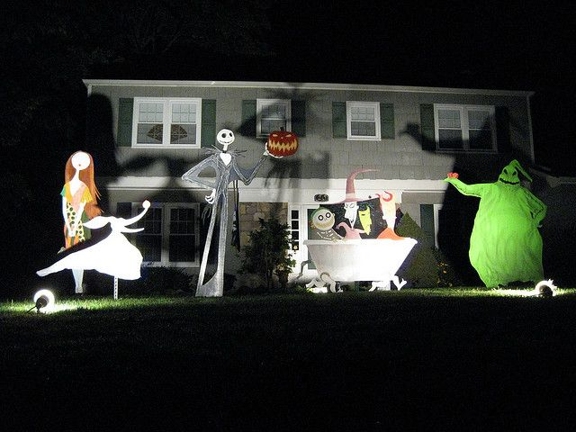 154 Best Nightmare Before Christmas Images On Pinterest Jack  - Nightmare Before Christmas Light