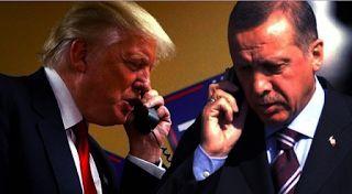Hot World News : Erdogan, Trump consent to act mutually against Isl...