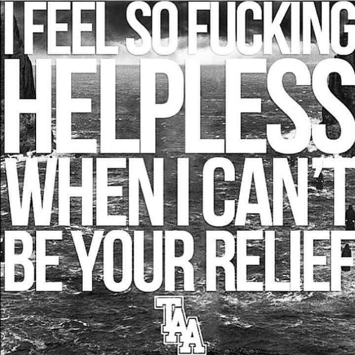 The Amity Affliction- Don't Lean On Me