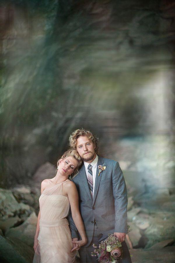 Rock Quarry Wedding Inspiration