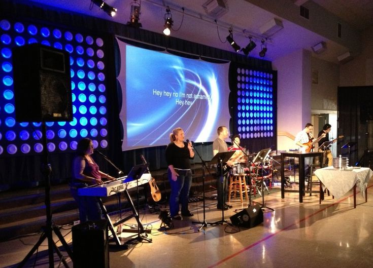 9 Best Church Stage Design Images On Pinterest Church