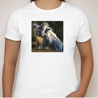 Koala and Cub T-Shirt...