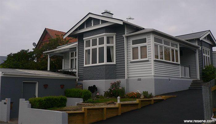 47 best queenslander colour schemes images on pinterest for Queenslander exterior colour schemes