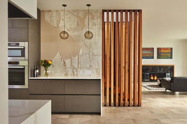 A Firm Foundation for a light-filled remodel in West Seattle!!!   Architect Chris Patano and his wife, Emily Trittschuh, build a family — and a spacious, light-filled home — in West Seattle..  See More: http://bit.ly/1S8rxM2  #RealEstate #Seattle #Homes #News