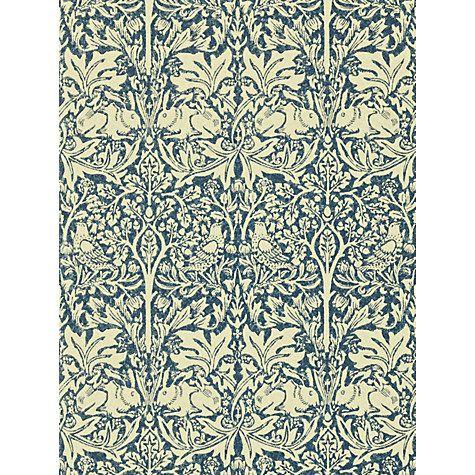 Buy Morris & Co Brer Rabbit Wallpaper Online at johnlewis.com