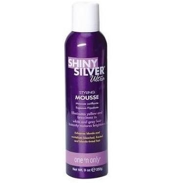 One N Only Shiny Silver Ultra Styling Mousse 9 oz $5.80   Visit www.BarberSalon.com One stop shopping for Professional Barber Supplies, Salon Supplies, Hair & Wigs, Professional Products. GUARANTEE LOW PRICES!!! #barbersupply #barbersupplies #salonsupply #salonsupplies #beautysupply #beautysupplies #hair #wig #deal #promotion #sale #onenonly #shiny #silver #ultra #styling #mousse