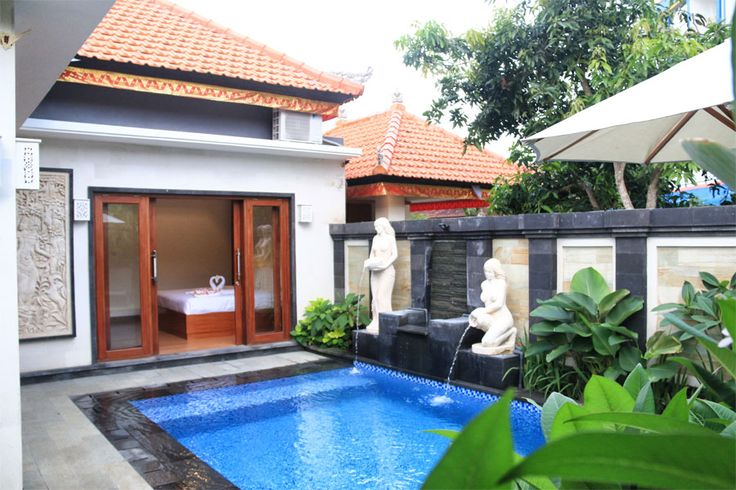 "Budget Villa rental ""The Umah Pandawa Villas"". One of the convenient private villa in Nusa Dua peninsula area. Book: info@realty.id +6282233100077"