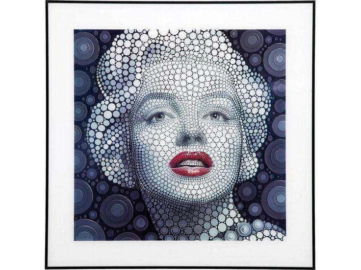 Obraz 3D Marylin — Obrazy Kare Design — sfmeble.pl