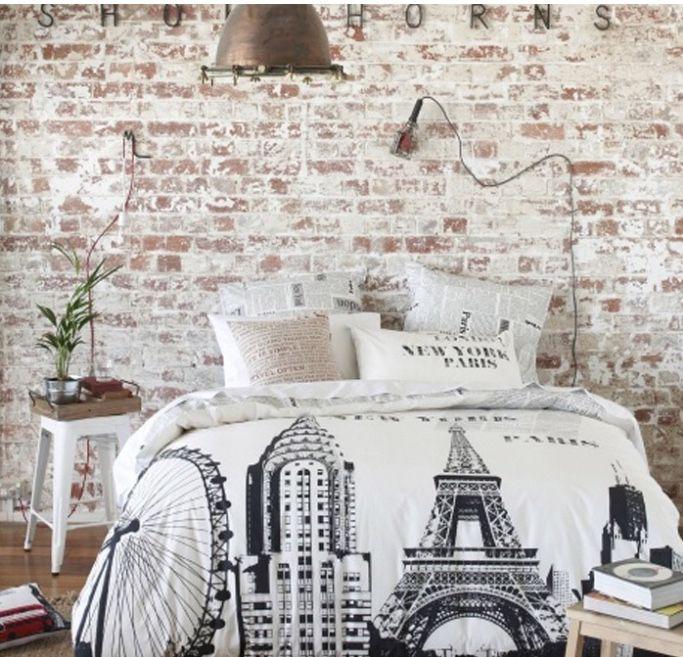 M s de 20 ideas incre bles sobre paredes de ladrillo - Pared ladrillo blanco ...