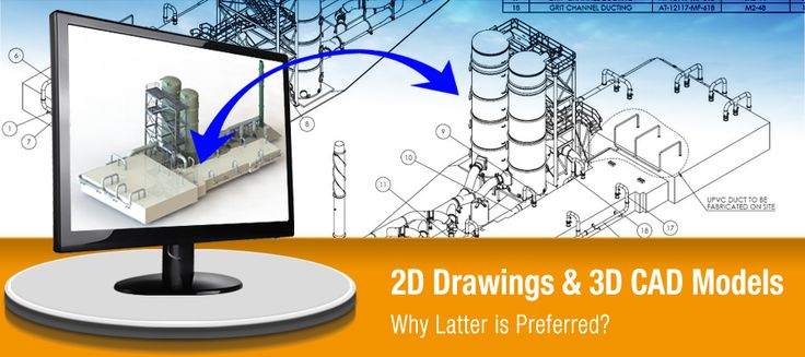 2D drawings and 3D CAD models have the same accuracy, then why did design engineers go extra length?