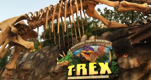 5 Things You Will Love About Downtown Disney's T-Rex Restaurant