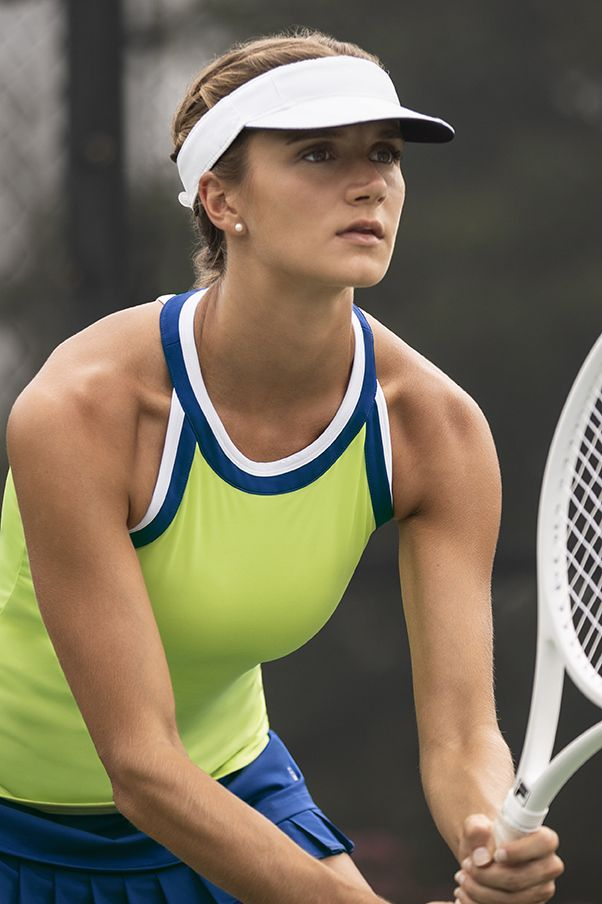 4a9d5142be Shop Fila's newest women's tennis apparel collection for spring 2019. The  Fila Aqua women's tennis