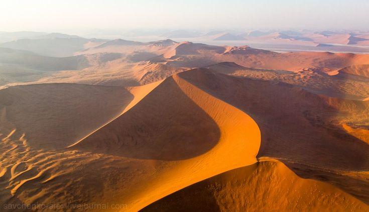 Африка. Намибия. Пустыня Намиб