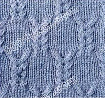 1001 pattern. Patterns spokes. Patterns of braids and plaits, pattern 10