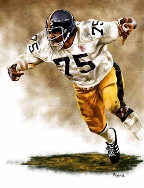 386dff96a Pittsburgh s Mean Joe Greene