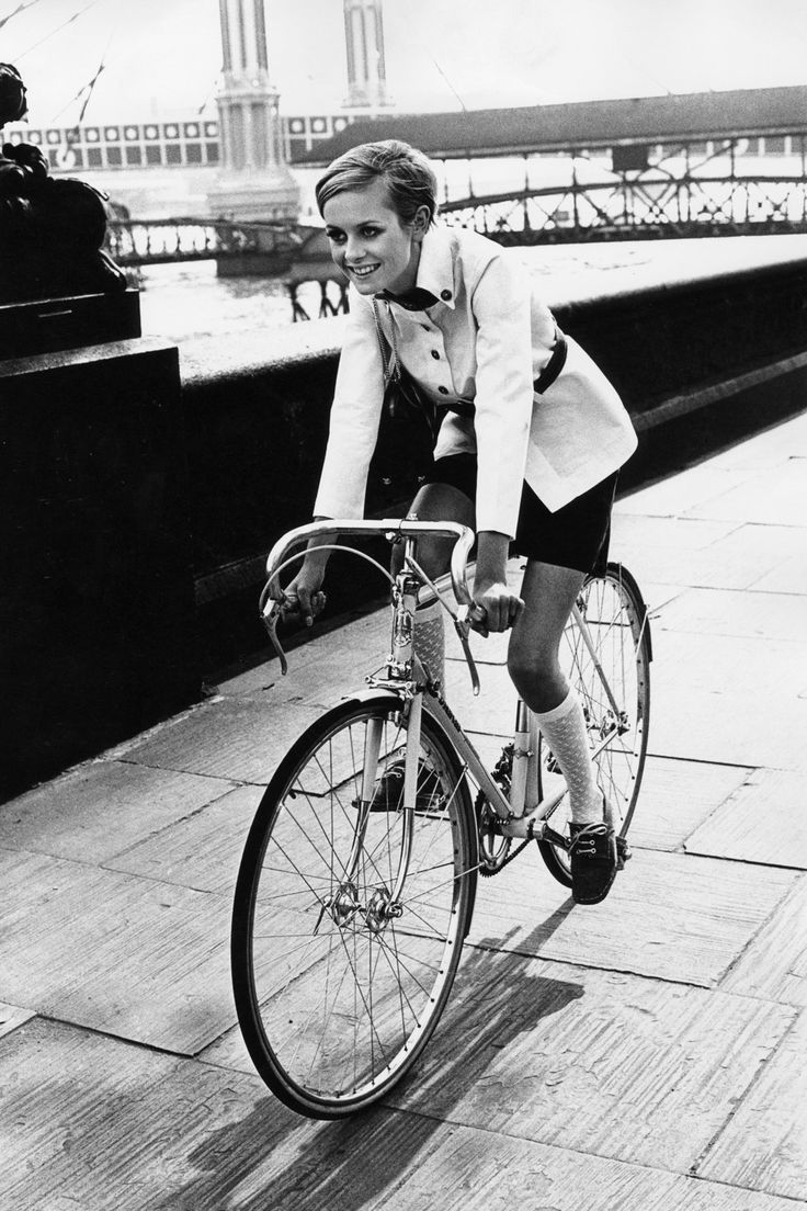 City Spin: profile of a female London bike courier