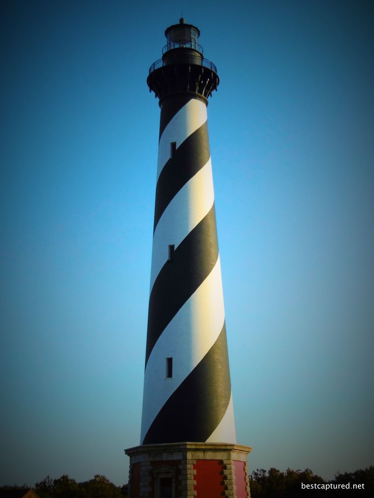 Hatteras Lighthouse, North Carolina, Outer Banks