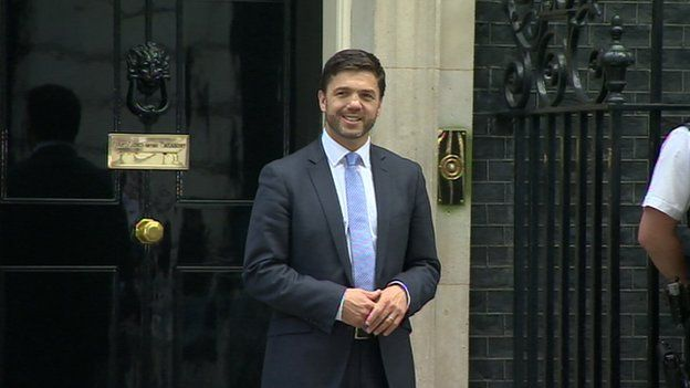Stephen Crabb gets Wales secretary job