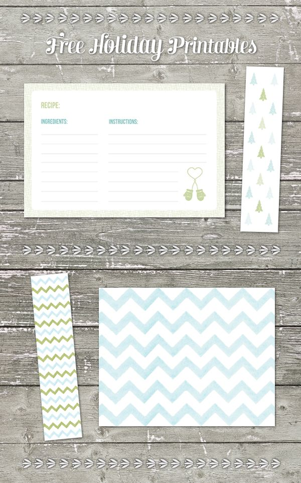 27 best Recipe Cards images on Pinterest Free printables - recipe card