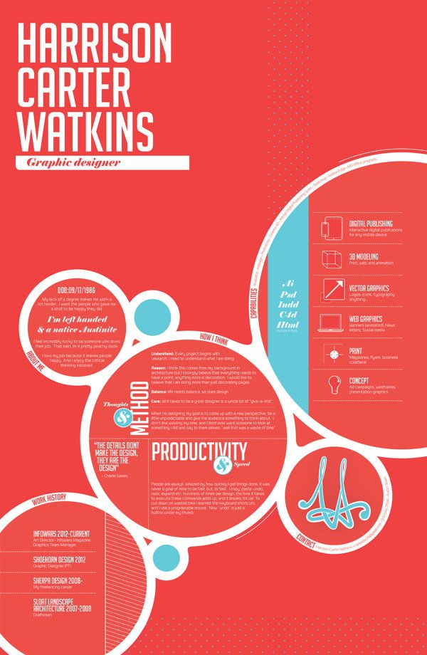 1212 best infographic visual resumes images on pinterest